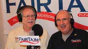 Volunteer Spotlight on Bob Paxton: DJ Guru for FairTax Power Radio