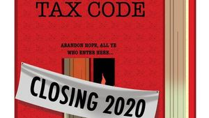 Sunsetting the current tax code